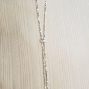 Windsor Jewelry - Silver necklace NWT